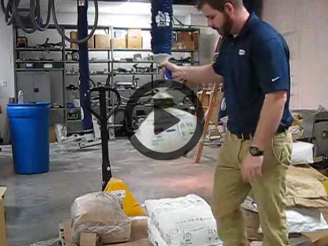 Vacuum Handling System Video