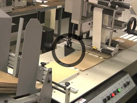 Label Applicator Video