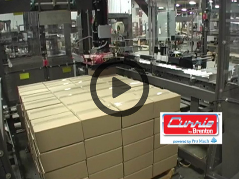 Palletizer Video